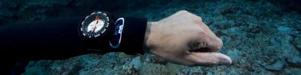PADI Unter Wasser Navigations Tauchkurs